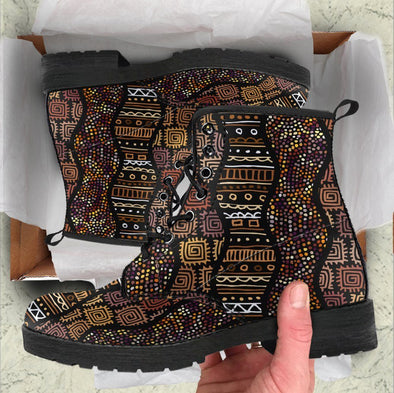 Handcrafted Tribal Bohemian Boots