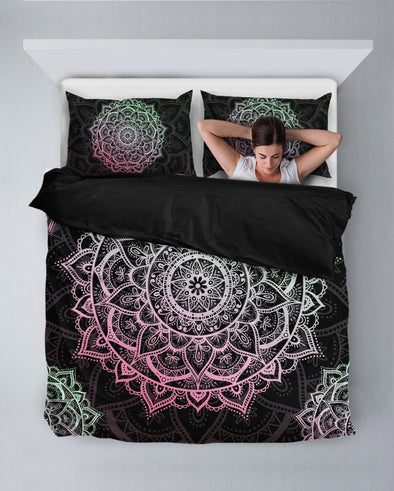 Extraordinary Mandala Bedding Set