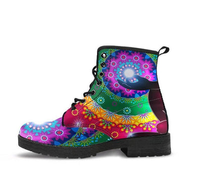 Clearance Glowing Chakra Boots