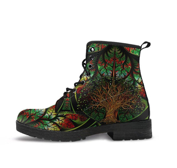Handcrafted Tree of Life 1 Boots