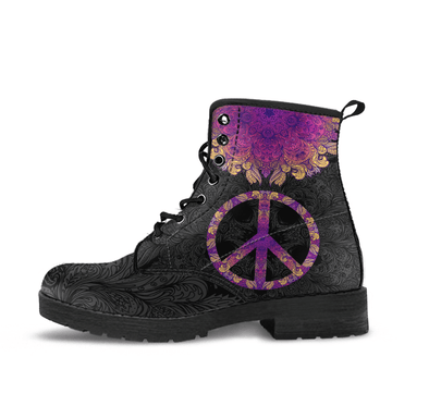 HandCrafted Purple Peace