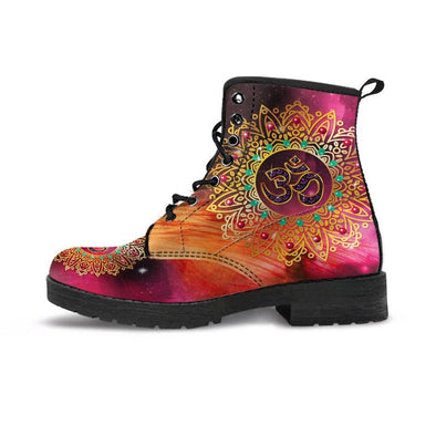 HandCrafted Ohm Boots.