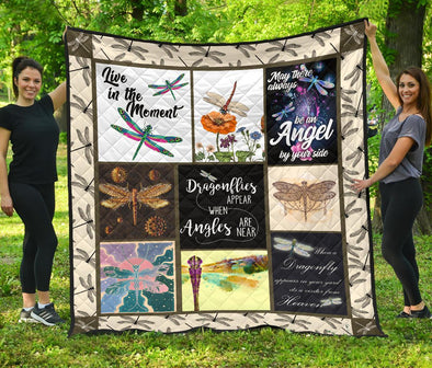 Dragonfly Beauties Quilt