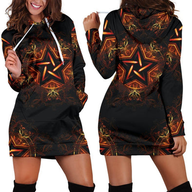 Wicca Hooded Dress