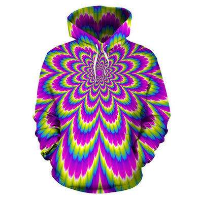 HandCrafted It's Trippy Hoodie