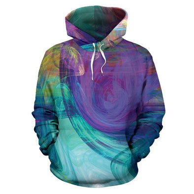 Happy Hippie Colors Hoodie