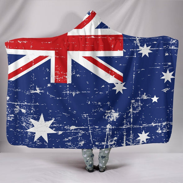Australia Hooded Blanket