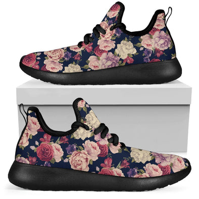 Limited Time 60% Floral Bohemian Mesh-Knit Handcrafted Sneakers