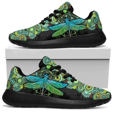 Dragonfly Mandalal HandCrafted Sport Sneaker