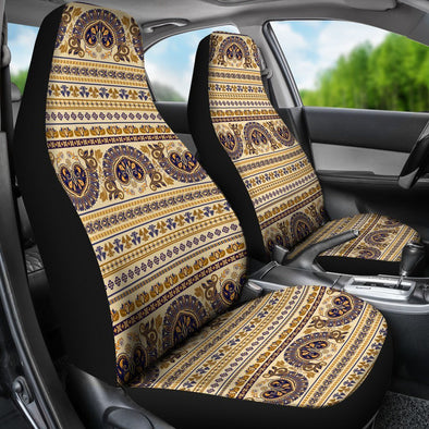 Egyptian Patterns Car Seat Covers