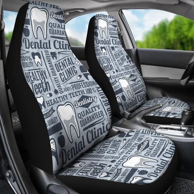 Dental Clinic Car Seat Covers