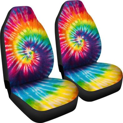 Premium Colorful Tie Dye 1 Car Seat Covers