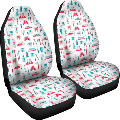 Dental Utensils Car Seat Covers