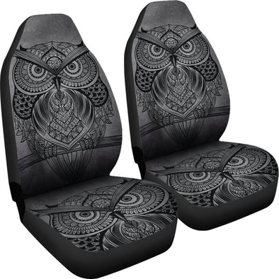 Grey Owl Car Seat Covers