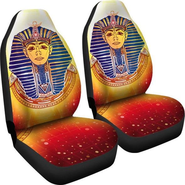 Ancient Egyptian Pharaoh Car Seat Covers