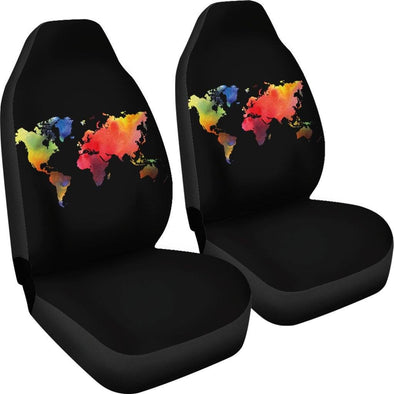 Colorful World Car Seat Covers