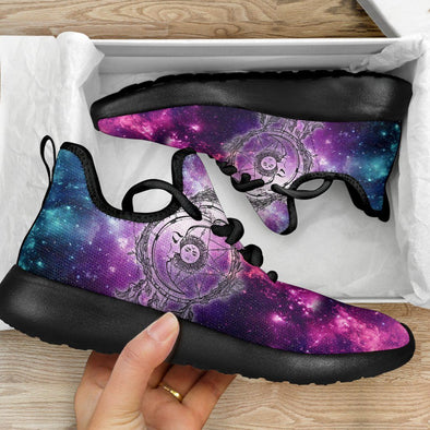 Limited Time 60% Galaxy Dreamcatcher Mesh-Knit Handcrafted Sneakers