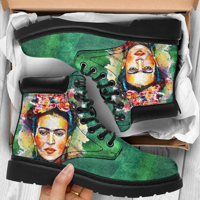 HandCrafted Frida Performance Boots