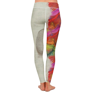 Left Brain Right Brain Leggings