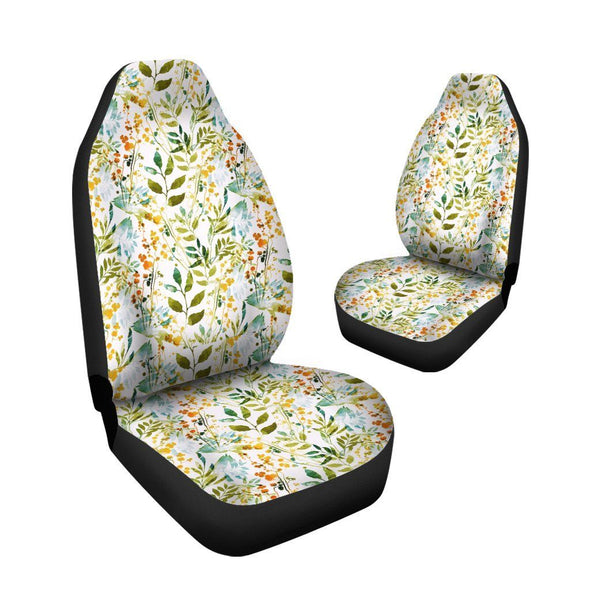Boho Spring Car Seat Covers