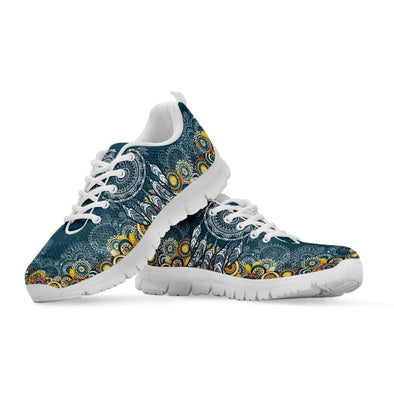 Dream Catcher Fractal Sneakers