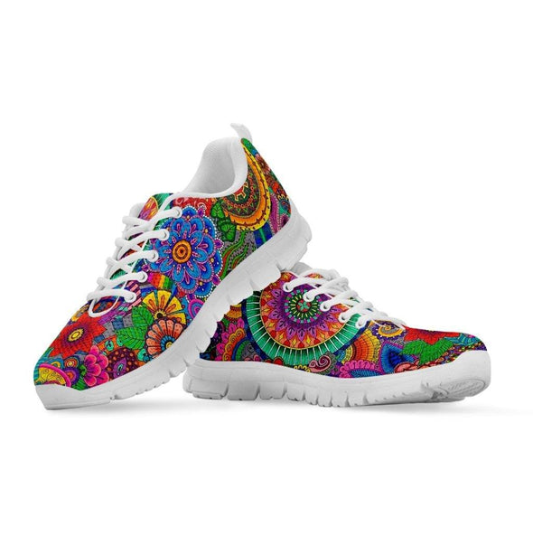 Limited Time 60% Colorful Mandala Handcrafted Sneakers