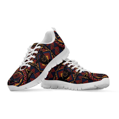 Black Panther Hypnotic Patterns Sneakers
