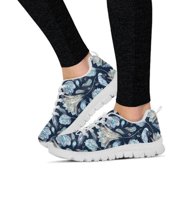 Womens Bohemian Nature Sneakers.