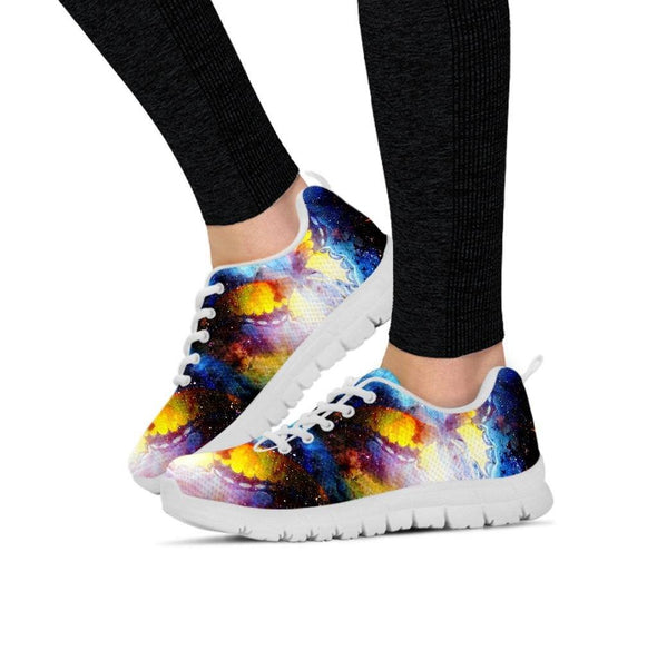 Limited Time 60% Colorful Galaxy Butterfly Handcrafted Sneakers