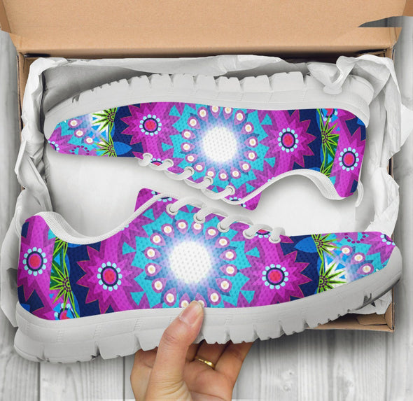 Limited Time 60% Glowing Chakra Handcrafted Sneakers .