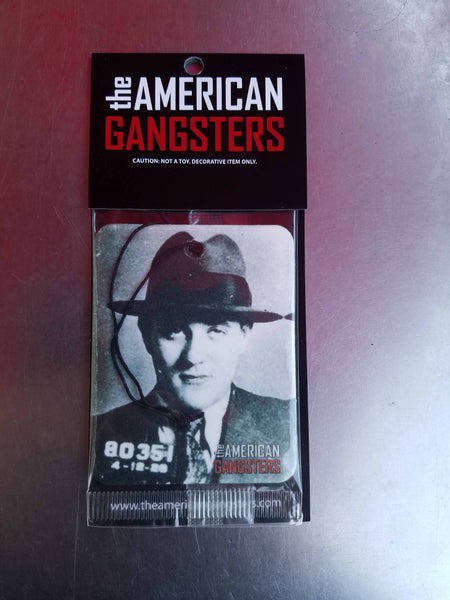 Air freshener: Bugsy Siegel