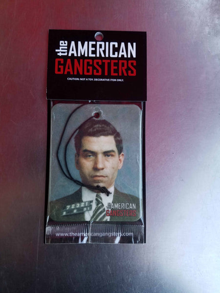 Air freshener: Lucky Luciano