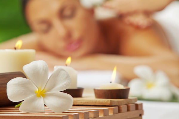 Couples Spa Package: Aroma Therapy Massage