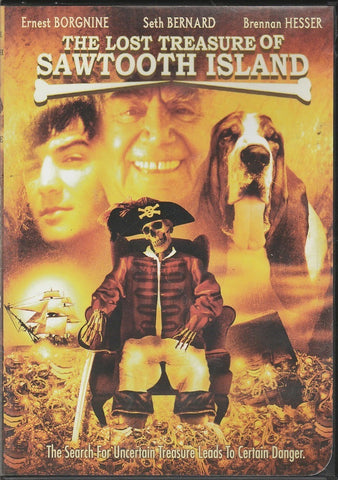 The Lost Treasure of Sawtooth Island  - DVD