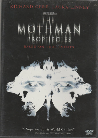 The Mothman Prophecies  - DVD