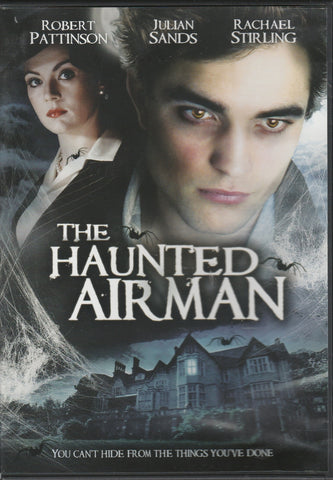 The Haunted Airman  - DVD