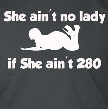 Ain't No Lady - Comedy - Variation