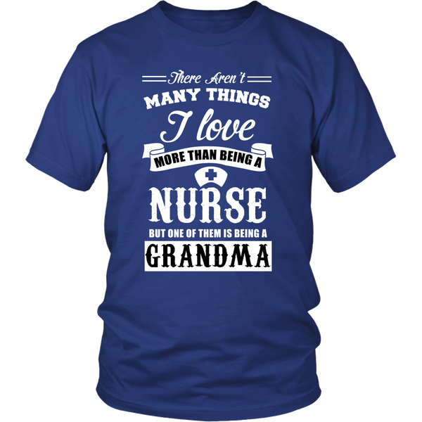 Grandma and a Nurse
