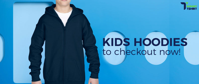 Kids hoodies to checkout now!
