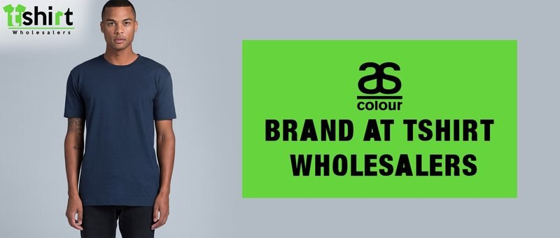 AS Colour Brand at Tshirt Wholesalers