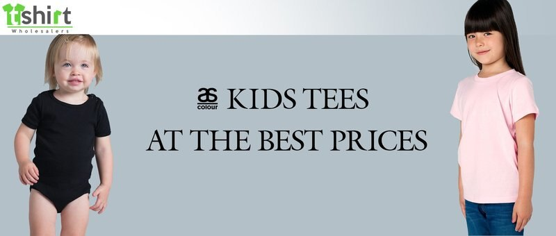 AS Colour Kids Tees at the Best Prices