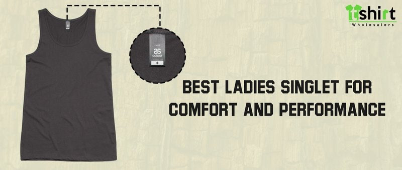 Best Ladies Singlet for Comfort and Performance