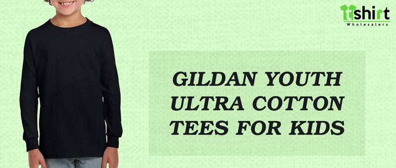 gildan-youth-ultra-cotton-tees-for-kids