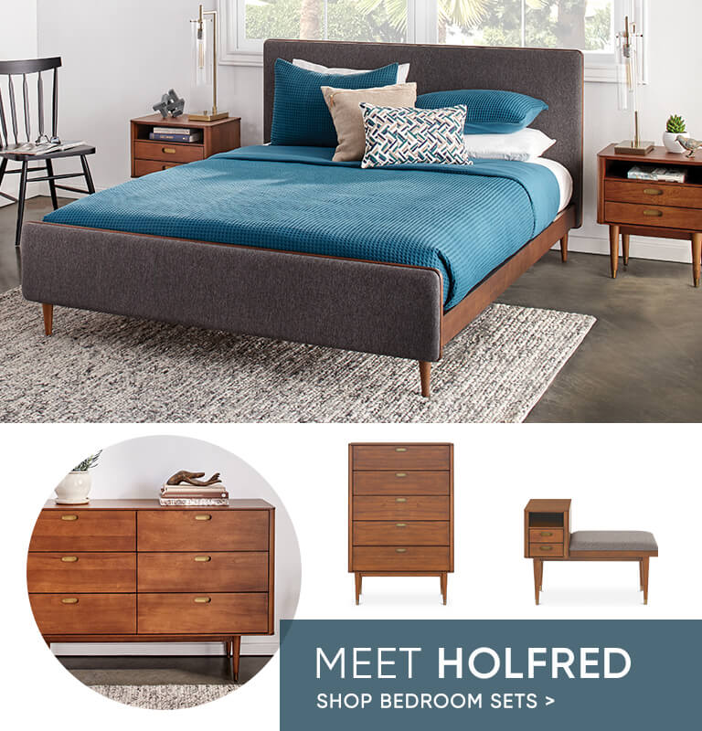 meet holfred collection
