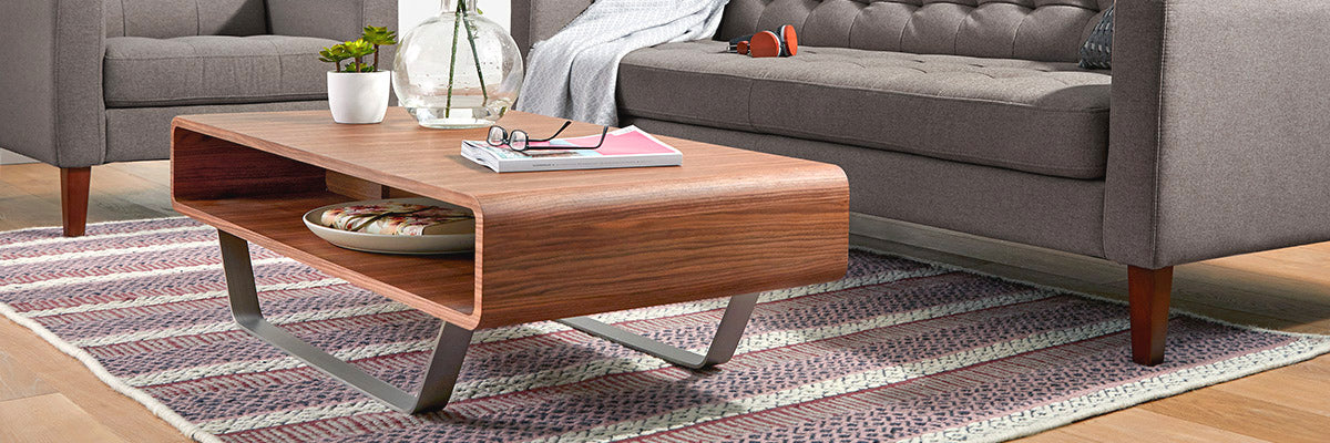 Living Room Storage Accent Table