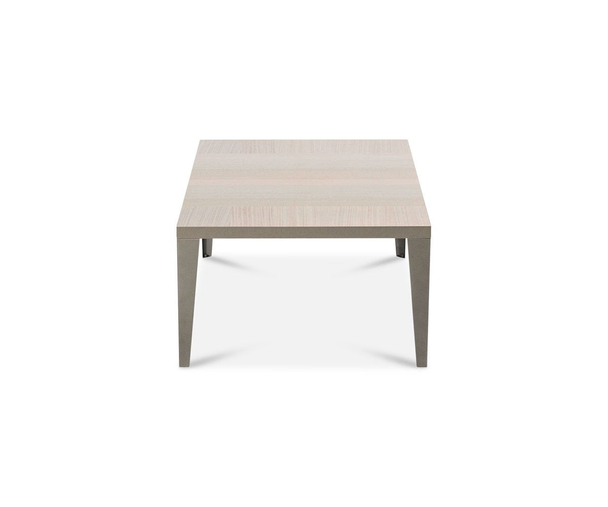 Scandinavian style minimalist living room coffee table