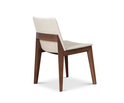 Fuchsia Dining Chair FUCHSIA BROWN - Scandinavian Designs