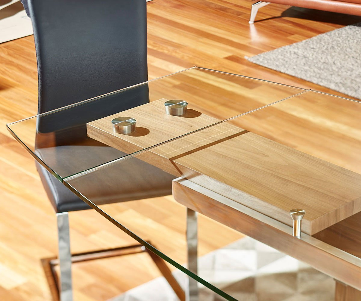 Ragnar Dining Table Walnut - Scandinavian Designs