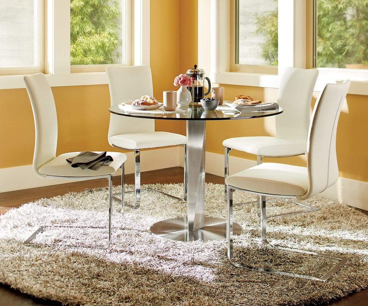 VISPA ROUND DINING TABLE