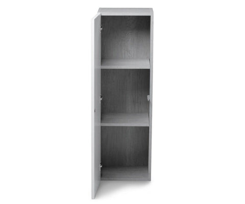 Danne Vertical Wall Unit White - Scandinavian Designs